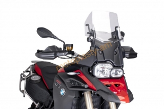 BMW F800GS Adventure 13-16 plexi Puig 7307W