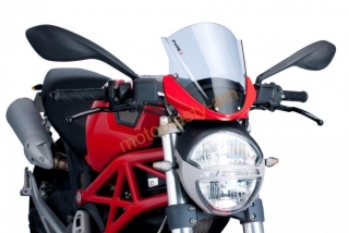 DUCATI Monster 696/796/1100  Plexi PUIG 5650H