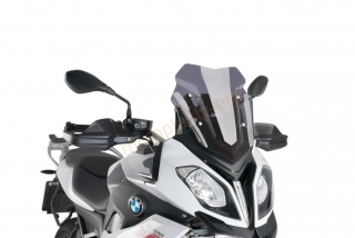 BMW S1000XR plexi Racing Puig 8543F
