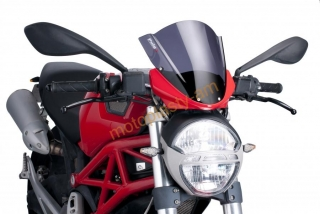 DUCATI Monster 696/796/1100  Plexi PUIG 5650F