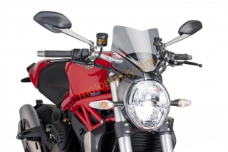 Ducati Monster 821/1200 14- plexi Puig 7013H