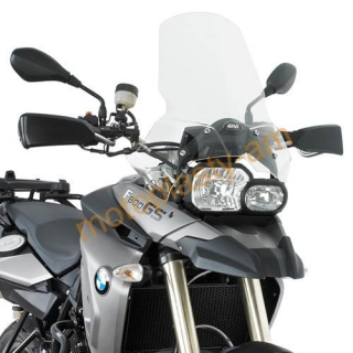 BMW F 650GS/800GS 08-13  plexi Givi 333DT+D333KIT